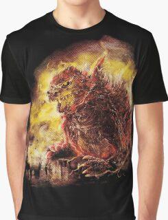 godzillava Graphic T-Shirt