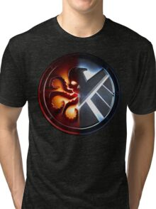 Agents of S.H.I.E.L.D or H.Y.D.R.A? Tri-blend T-Shirt