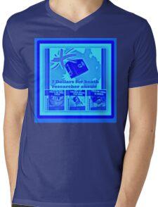 a la mode Mens V-Neck T-Shirt