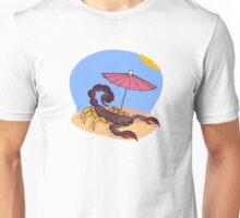 Scorpion Cocktail Under The Desert Sun   Summer Collection Unisex T-Shirt