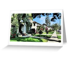 Neighborhood Jewel Greeting Card
