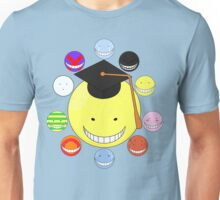 Faces of Korosensei Unisex T-Shirt
