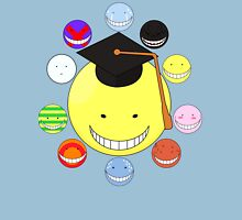 Faces of Korosensei Unisex T-Shirt