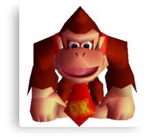Donkey Kong 64 sprite Canvas Print