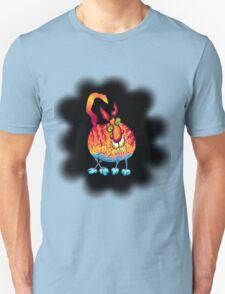 Hot Head Cold Feet Unisex T-Shirt