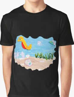 Follow the Leader Graphic T-Shirt