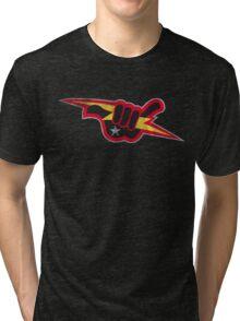 Shaka Strike! Tri-blend T-Shirt
