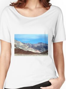 painters palet death valley California Women's Relaxed Fit T-Shirt