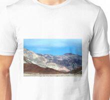 painters palet death valley California Unisex T-Shirt