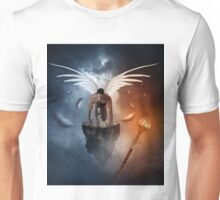 following the  lights Unisex T-Shirt