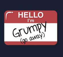 I'm Grumpy Kids Tee