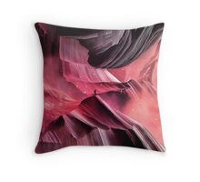 Return to a place never seen Throw Pillow