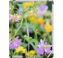 Roadside Bouquet iPad Case/Skin