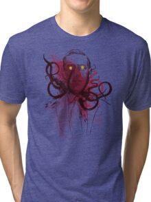 miskatoninked Tri-blend T-Shirt