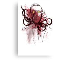 miskatoninked Canvas Print