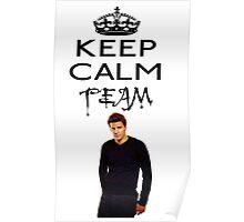Buffy Team Angel Poster
