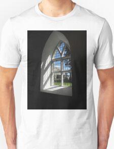 Window of peace - Co Mayo Ireland  Unisex T-Shirt