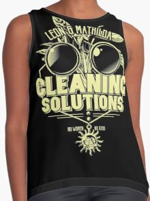 Cleaning Soutions Contrast Tank