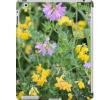 Partridge Pea Bouquet iPad Case/Skin