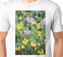 Partridge Pea Bouquet Unisex T-Shirt