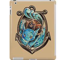 Wartortle  iPad Case/Skin