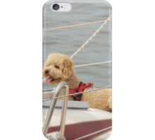 Time out to sea iPhone Case/Skin