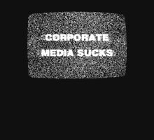 Corporate Media Sucks Unisex T-Shirt