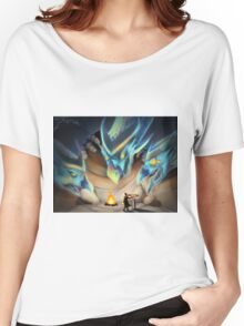 3 Headed Dragon Women's Relaxed Fit T-Shirt