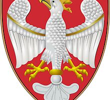 The Coat of Arms of Royal Poland by PattyG4Life