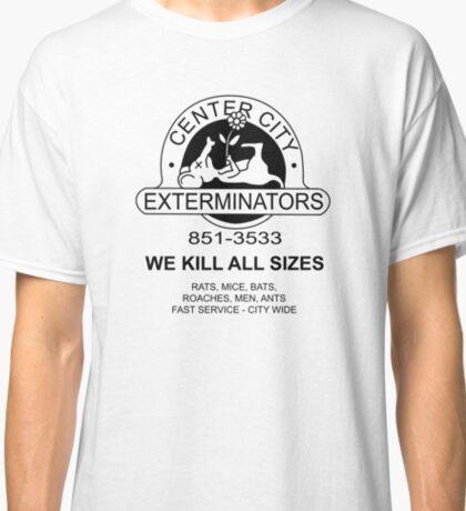 WE KILL ALL SIZES - Crimewave Classic T-Shirt