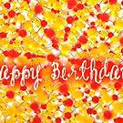 Happy Birthday - Chemist by garigots