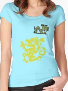 Green Monkeys - Vintage Women's Fitted Scoop T-Shirt