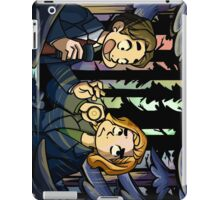 X-Files - Spooky Scary Scully  iPad Case/Skin