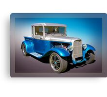 30s Ford Pickup Canvas Print