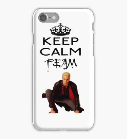 Buffy Team Spike iPhone Case/Skin