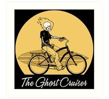 The Ghost Cruiser Art Print