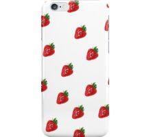 Strawberry Fields iPhone Case/Skin