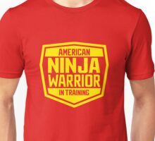 American Ninja Warrior - Yellow Unisex T-Shirt