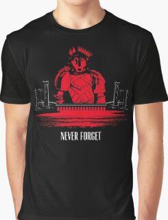 The Red Wedding (Direwolf version) Graphic T-Shirt