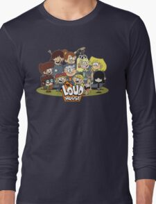 In the Loud House! Long Sleeve T-Shirt