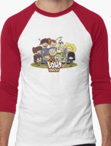 In the Loud House! Men's Baseball ¾ T-Shirt