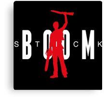 Boom Stick Canvas Print