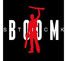 Boom Stick Photographic Print