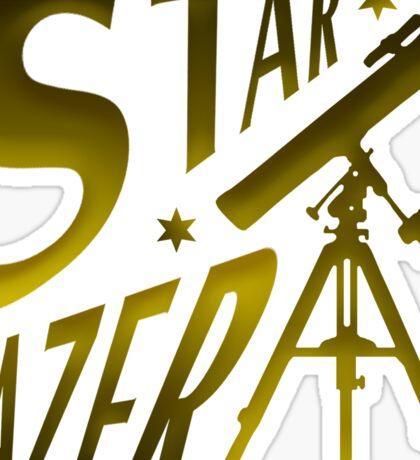 Star Gazer Explorer Sticker