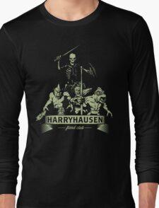 Harryhausen Fiend Club Long Sleeve T-Shirt