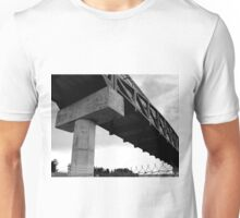 One Way B&W Unisex T-Shirt