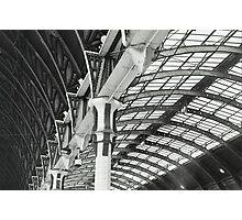 LONDON EUSTON Photographic Print