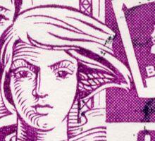 Soviet Union 1966 stamp - Lenin Sticker