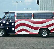 American VAN by Diane Trummer Sullivan
