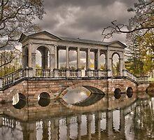 Marble Bridge, Pushkin by LudaNayvelt